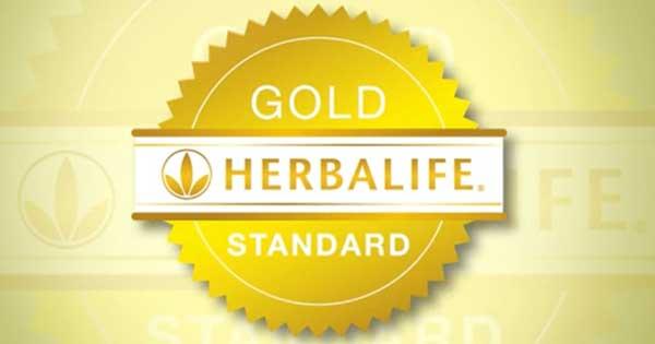 informazioni herbalife nutrition garanzie gold standard