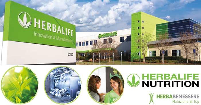 informazioni herbalife nutrition scienza e nutrizione a garanzia della qualità