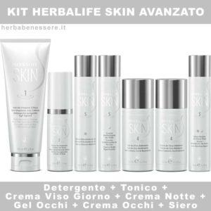 kit herbalife skin avanzato