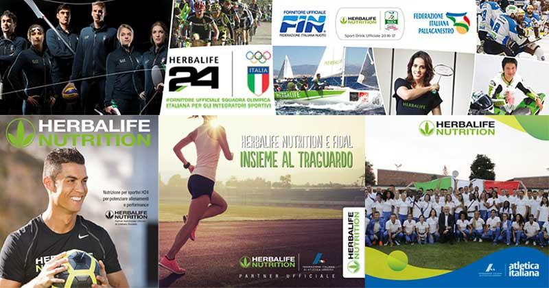 sport e fitness herbalife sponsor la parola agli oltre 190 atleti