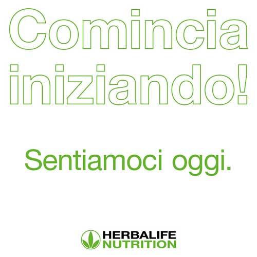 comincia iniziando sentiamoci oggi contatti herbalife nutrition herbabenessere