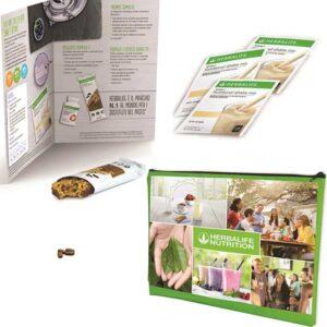 kit prova herbalife nutrition